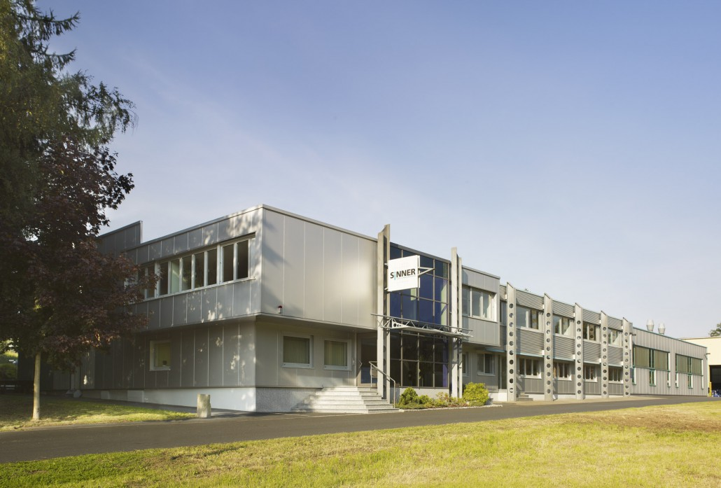 SINNER Stahl- und Industriebauten GmbH Aherhammer 1 57223 Kreuztal-Ferndorf