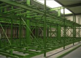 Produktionshalle Continental Aachen