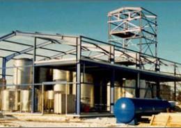 Produktionshalle und Lagerhalle, Omsk, Westsibirien