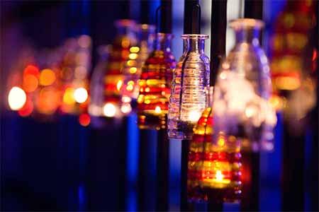 Lichterglanz im Park · Foto: harlekin graphics