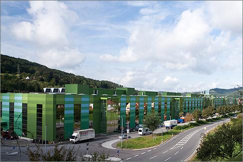 Produktionshalle mit 32.000 m² Produktionsfläche
