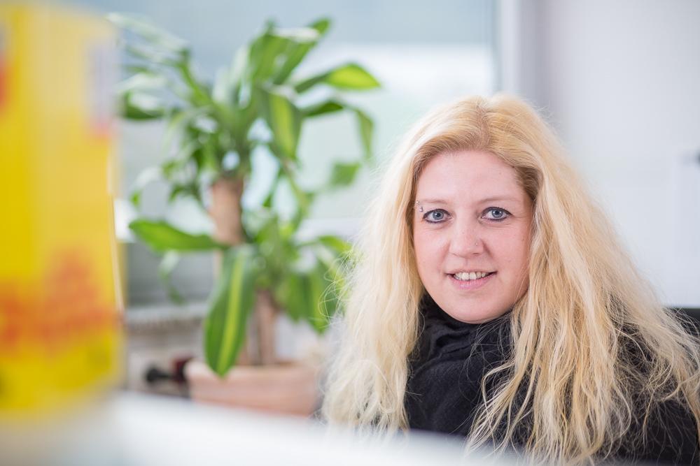 Staatl. geprüfte Hochbautechnikerin Tanja Binar, Projektleitung