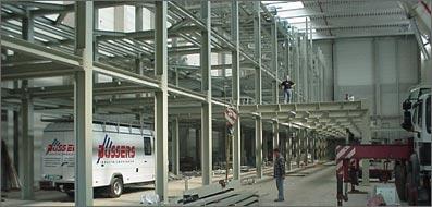 Bühnenkonstruktionen, Köln