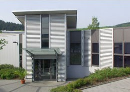 Gewerbehalle mit Bürogebäude, Kreuztal