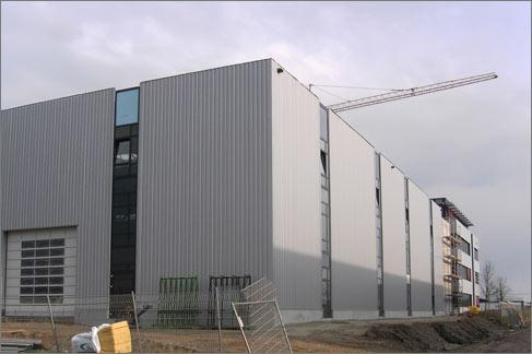 Produktionshalle MTU Augsburg