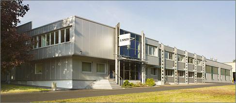 Produktionshalle mit Büroaufstockung Sinner Stahl- und Industriebauten GmbH Kreuztal