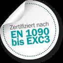 DIN EN 1090-2:2008+A1:2001 bis EXC3