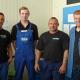 Sinner Stahlbau neue Mitarbeiter August 2017