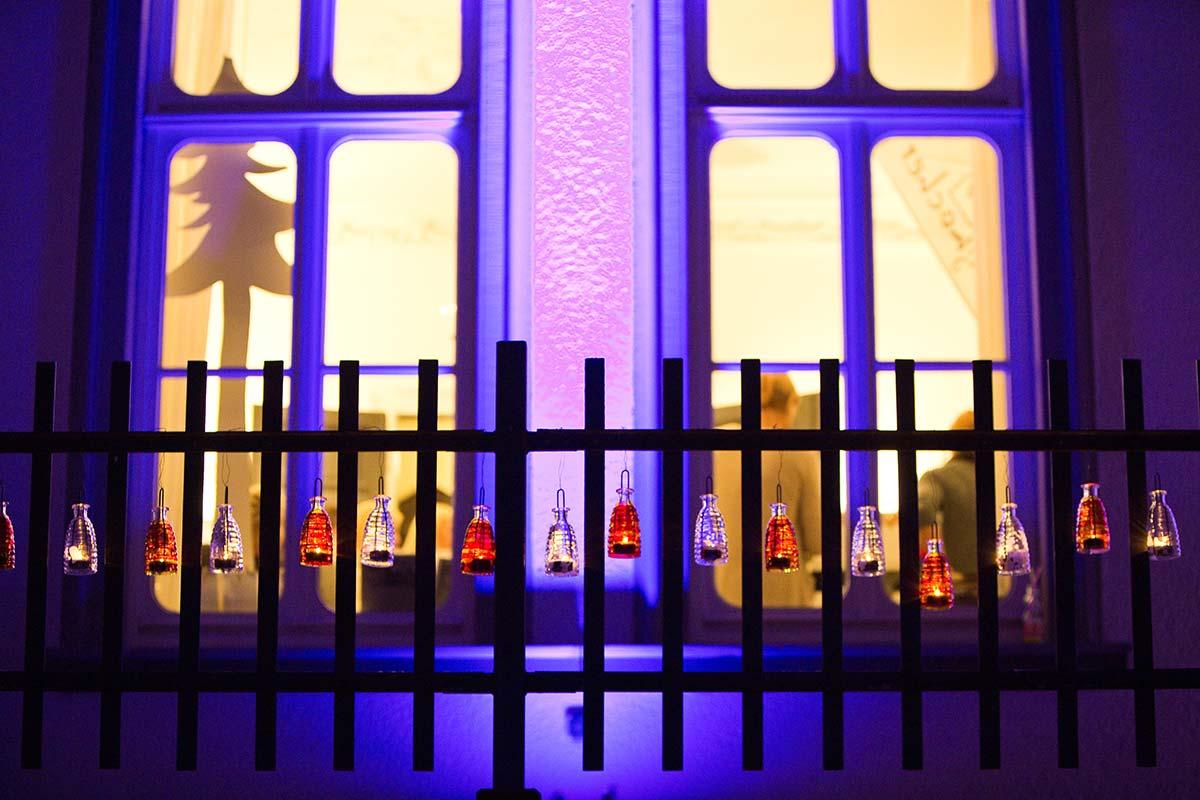 Lichterglanz im Park - Weihnachtsmarkt im Dreslers Park in Kreuztal